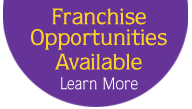 Franchise Opportunities Available Learn More