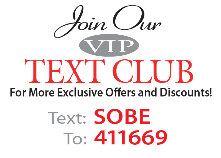 Join Our VIP Text Club