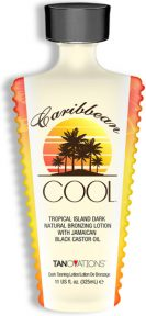 Caribbean Cool™ Tropical Island Dark Natural Bronzing Lotion