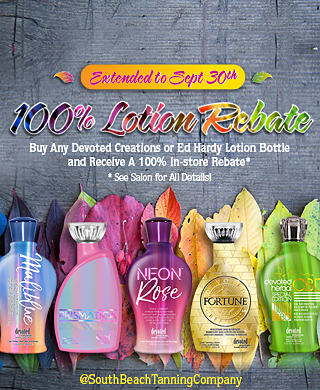 Lotion Rebate Extended